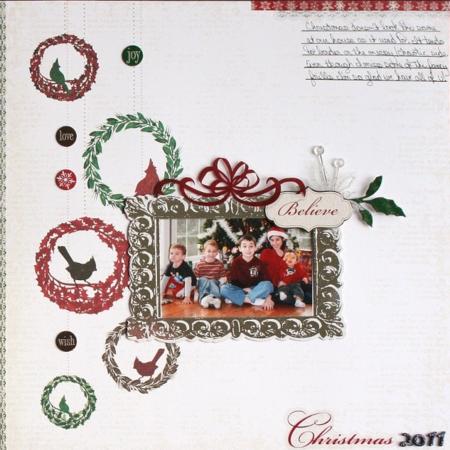 WendyAntenucci_Christmas 2011_layout